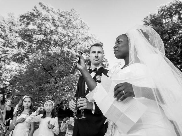 Le mariage de Amar et Corinne à Cruseilles, Haute-Savoie 21