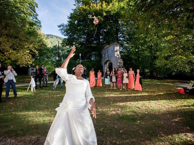 Le mariage de Amar et Corinne à Cruseilles, Haute-Savoie 22