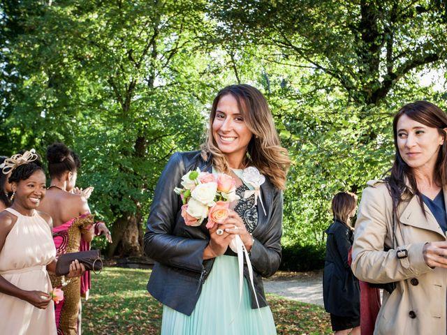 Le mariage de Amar et Corinne à Cruseilles, Haute-Savoie 23