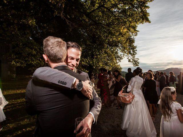 Le mariage de Amar et Corinne à Cruseilles, Haute-Savoie 25