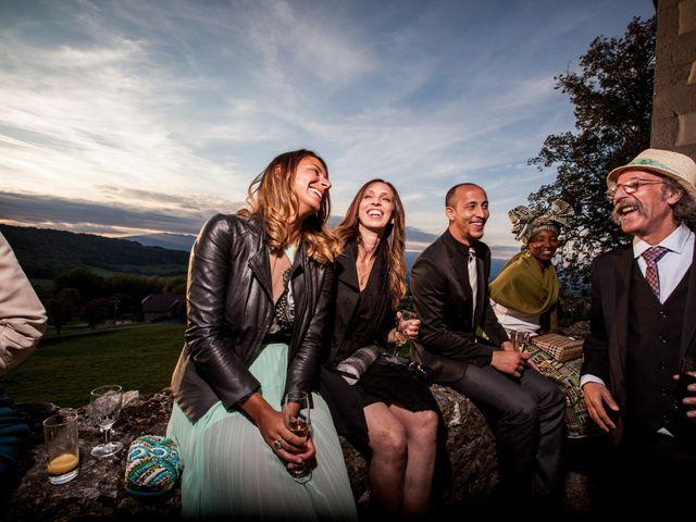Le mariage de Amar et Corinne à Cruseilles, Haute-Savoie 26