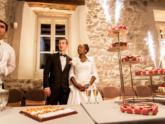 Le mariage de Amar et Corinne à Cruseilles, Haute-Savoie 30