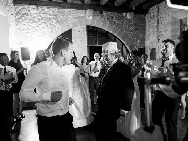 Le mariage de Amar et Corinne à Cruseilles, Haute-Savoie 33
