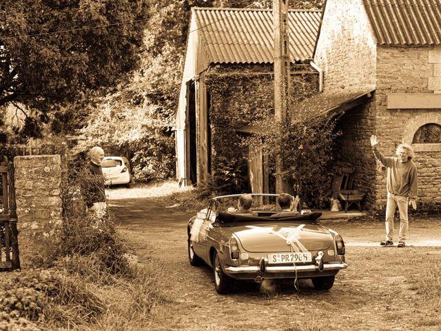 Le mariage de Patrice et Maëlenn à Pont-Aven, Finistère 8
