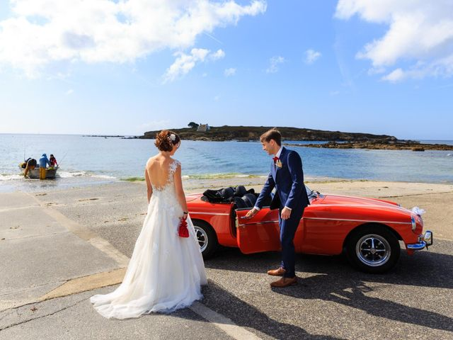 Le mariage de Patrice et Maëlenn à Pont-Aven, Finistère 14