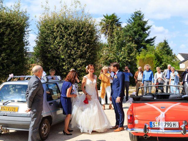 Le mariage de Patrice et Maëlenn à Pont-Aven, Finistère 18