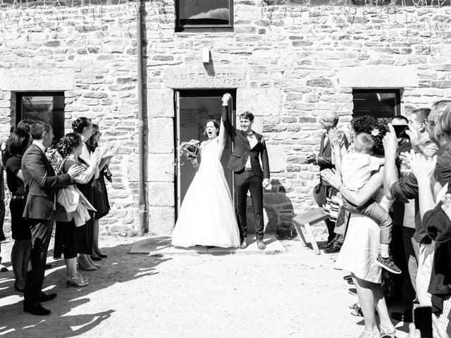 Le mariage de Patrice et Maëlenn à Pont-Aven, Finistère 21