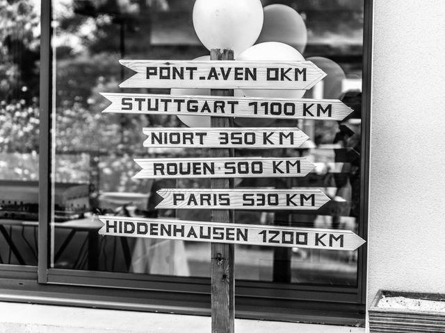 Le mariage de Patrice et Maëlenn à Pont-Aven, Finistère 25