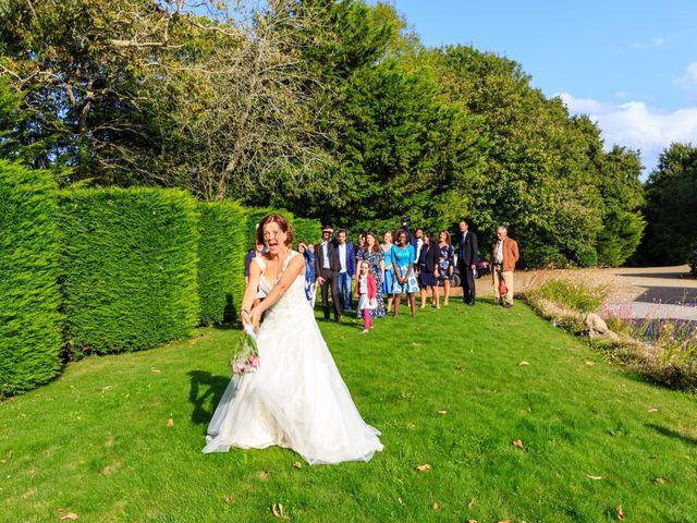 Le mariage de Patrice et Maëlenn à Pont-Aven, Finistère 32