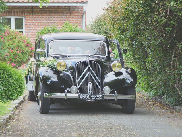 Le mariage de Mathieu et Margaux à Douai, Nord 15