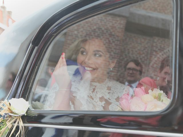 Le mariage de Mathieu et Margaux à Douai, Nord 25