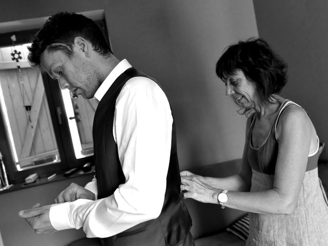 Le mariage de Adrien et Charline à Steige, Bas Rhin 3
