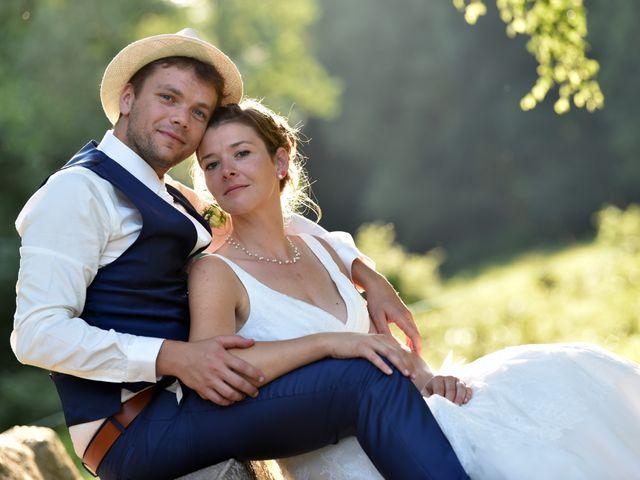 Le mariage de Charline et Adrien