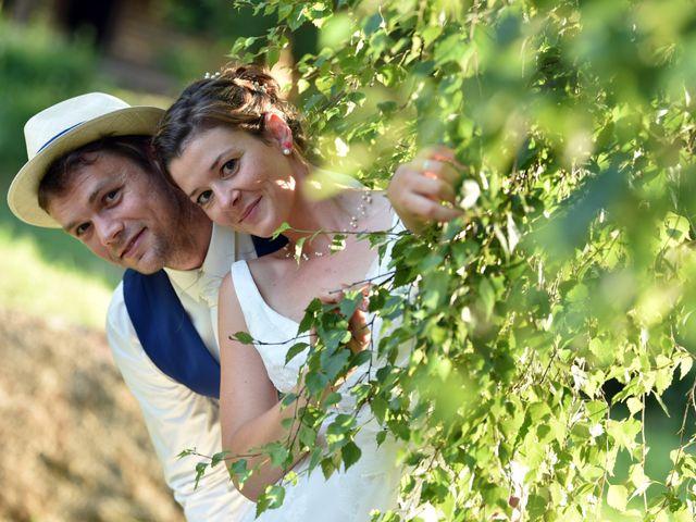 Le mariage de Adrien et Charline à Steige, Bas Rhin 4