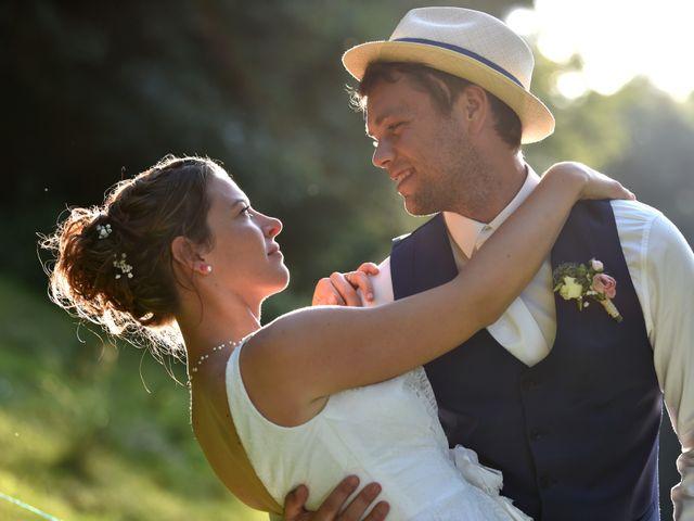 Le mariage de Adrien et Charline à Steige, Bas Rhin 5