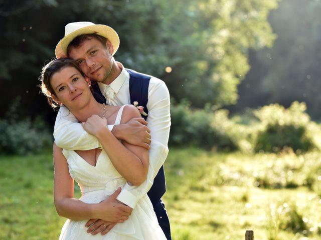 Le mariage de Adrien et Charline à Steige, Bas Rhin 6