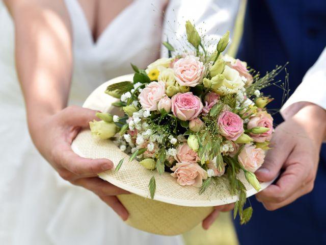Le mariage de Adrien et Charline à Steige, Bas Rhin 10