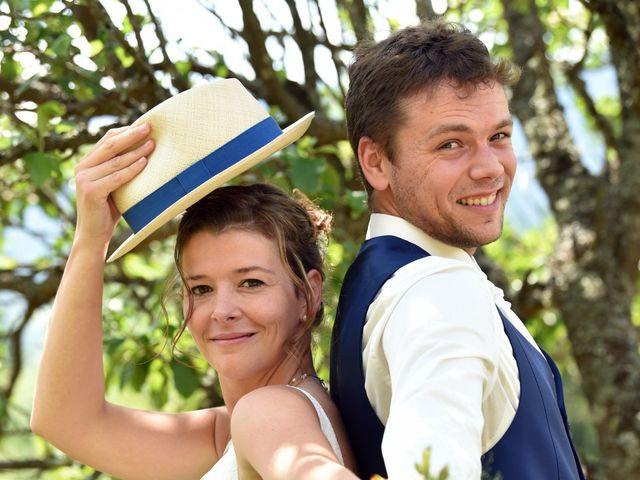 Le mariage de Adrien et Charline à Steige, Bas Rhin 11