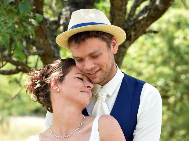 Le mariage de Adrien et Charline à Steige, Bas Rhin 12
