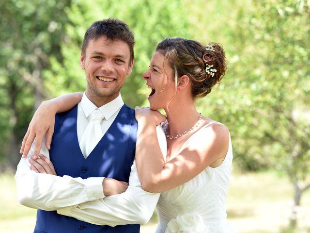 Le mariage de Adrien et Charline à Steige, Bas Rhin 13