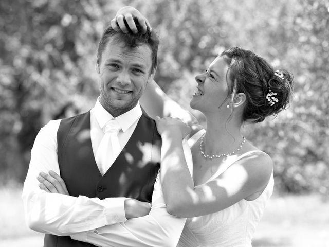 Le mariage de Adrien et Charline à Steige, Bas Rhin 14