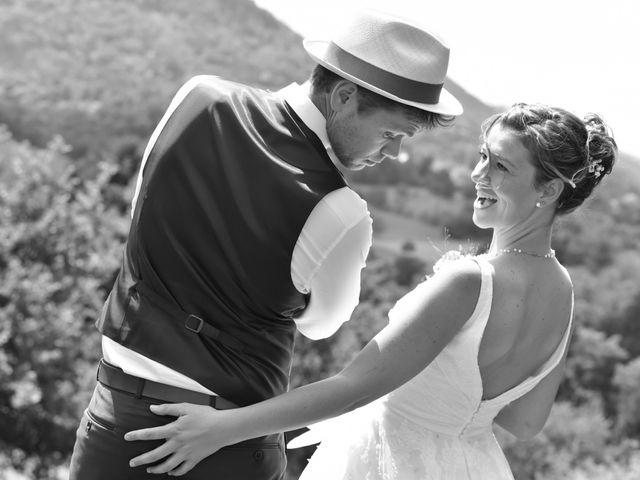 Le mariage de Adrien et Charline à Steige, Bas Rhin 18