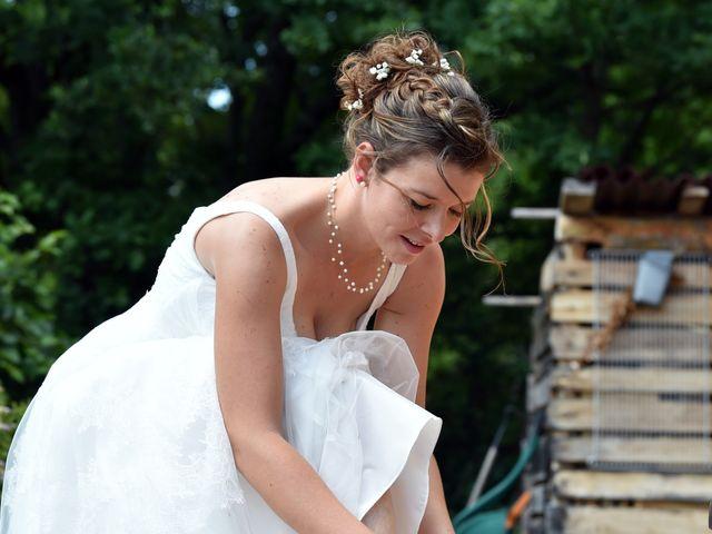 Le mariage de Adrien et Charline à Steige, Bas Rhin 19