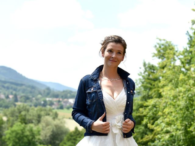 Le mariage de Adrien et Charline à Steige, Bas Rhin 20