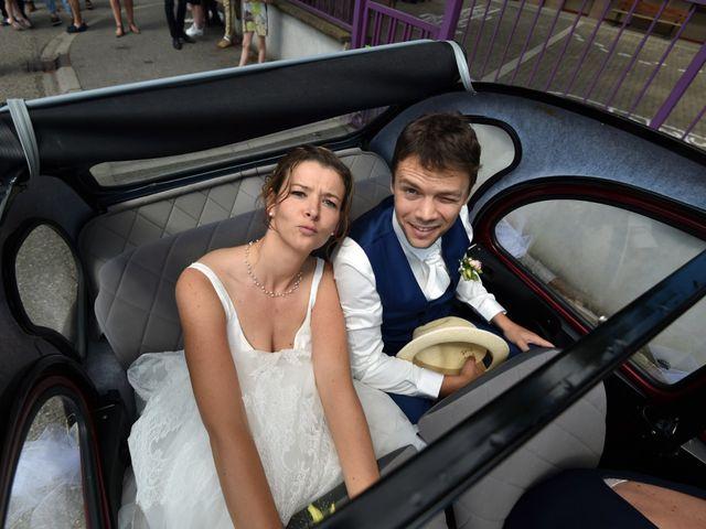 Le mariage de Adrien et Charline à Steige, Bas Rhin 23