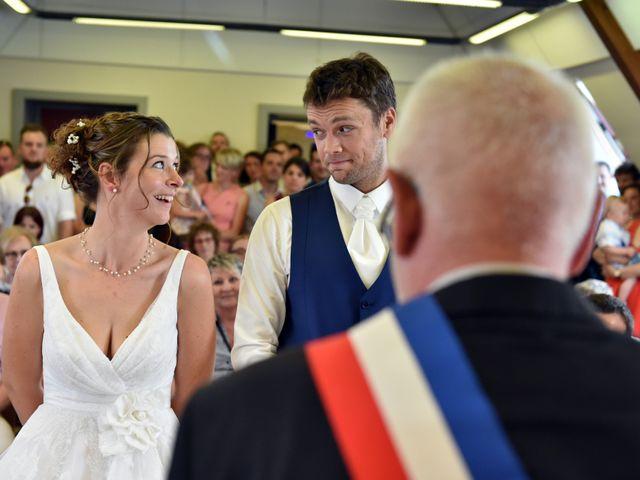 Le mariage de Adrien et Charline à Steige, Bas Rhin 25