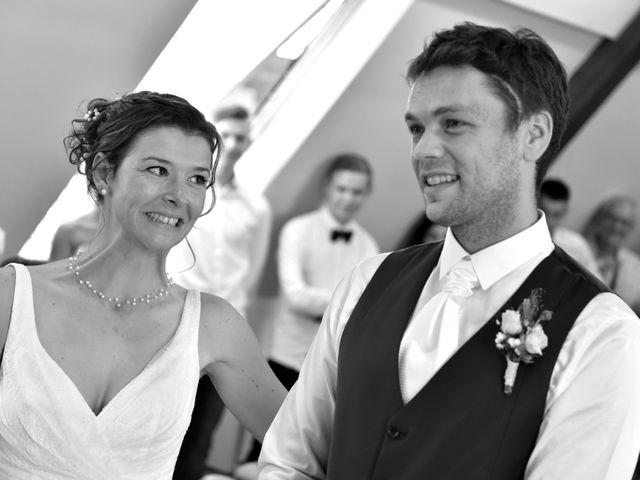 Le mariage de Adrien et Charline à Steige, Bas Rhin 26