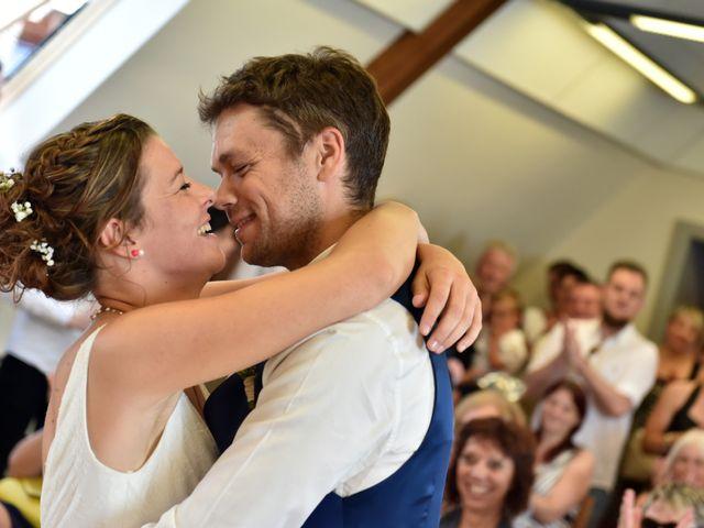 Le mariage de Adrien et Charline à Steige, Bas Rhin 27
