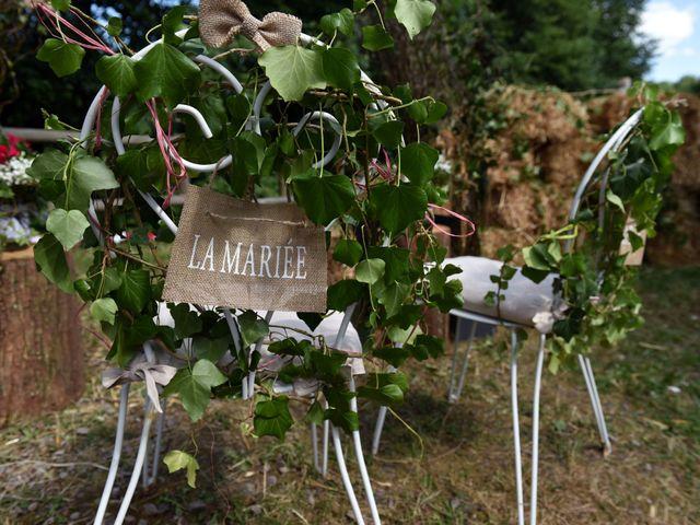 Le mariage de Adrien et Charline à Steige, Bas Rhin 33
