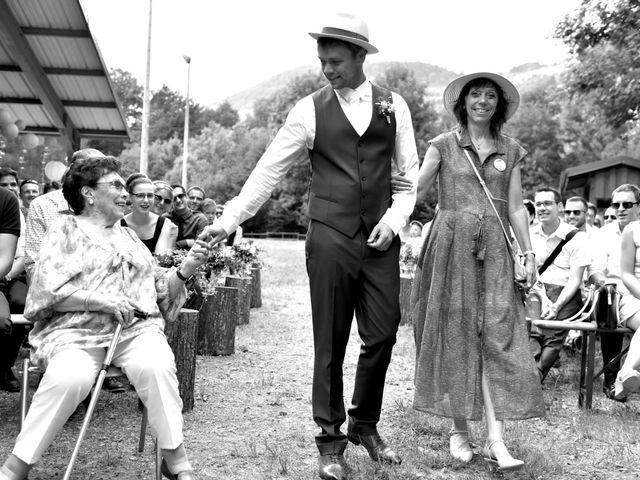 Le mariage de Adrien et Charline à Steige, Bas Rhin 34