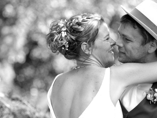 Le mariage de Adrien et Charline à Steige, Bas Rhin 40
