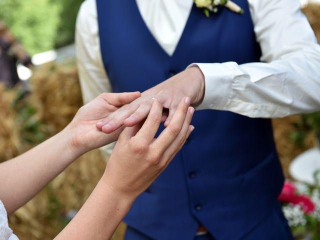 Le mariage de Adrien et Charline à Steige, Bas Rhin 41