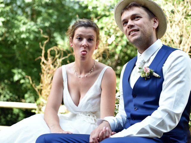 Le mariage de Adrien et Charline à Steige, Bas Rhin 43