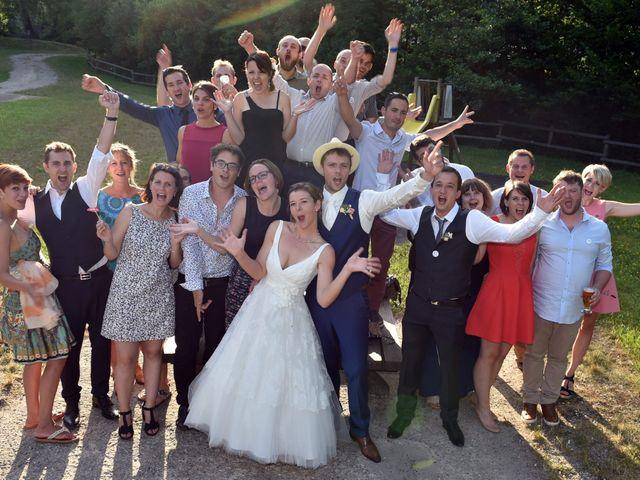 Le mariage de Adrien et Charline à Steige, Bas Rhin 46