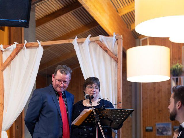 Le mariage de Cédric et Aurélie à Arêches, Savoie 23