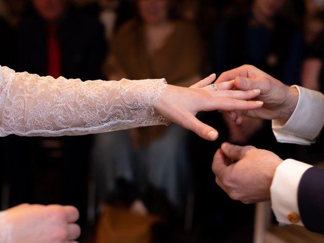 Le mariage de Cédric et Aurélie à Arêches, Savoie 28
