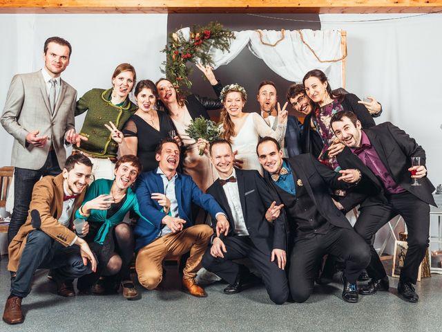 Le mariage de Cédric et Aurélie à Arêches, Savoie 30
