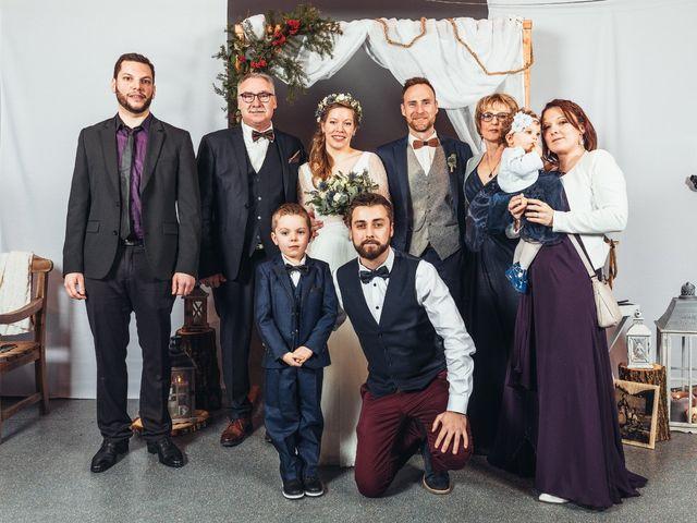 Le mariage de Cédric et Aurélie à Arêches, Savoie 31