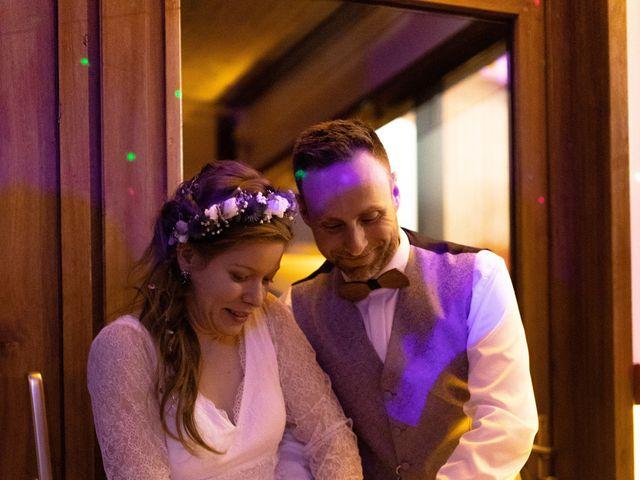 Le mariage de Cédric et Aurélie à Arêches, Savoie 48