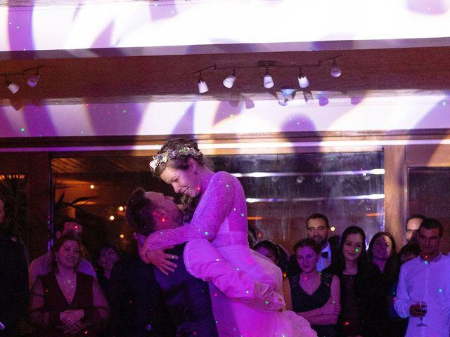 Le mariage de Cédric et Aurélie à Arêches, Savoie 50