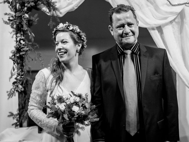 Le mariage de Cédric et Aurélie à Arêches, Savoie 22
