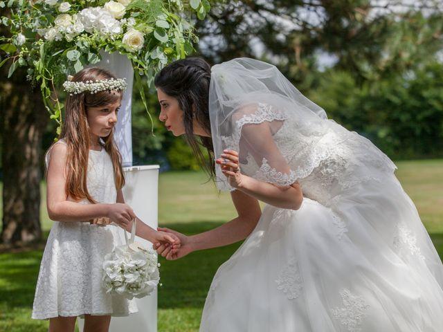 Le mariage de Gwenneg Kerdivel et Elnaz Saberi Ansari à Gouesnou, Finistère 2