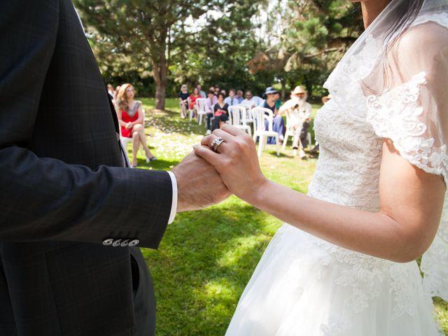 Le mariage de Gwenneg Kerdivel et Elnaz Saberi Ansari à Gouesnou, Finistère 9