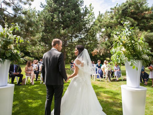 Le mariage de Gwenneg Kerdivel et Elnaz Saberi Ansari à Gouesnou, Finistère 11