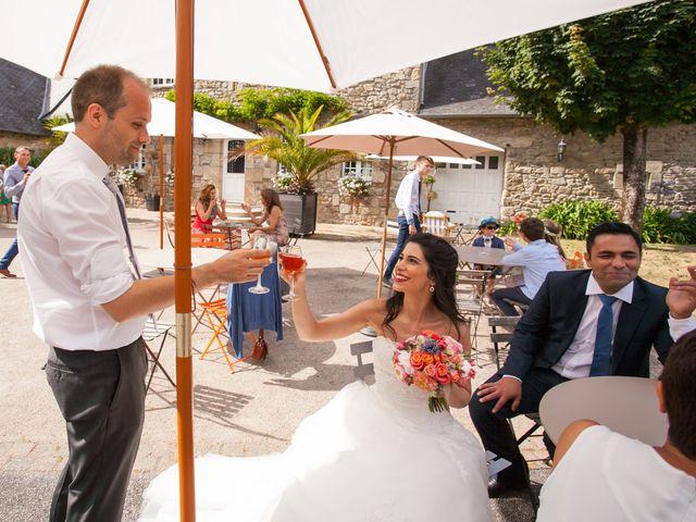 Le mariage de Gwenneg Kerdivel et Elnaz Saberi Ansari à Gouesnou, Finistère 16