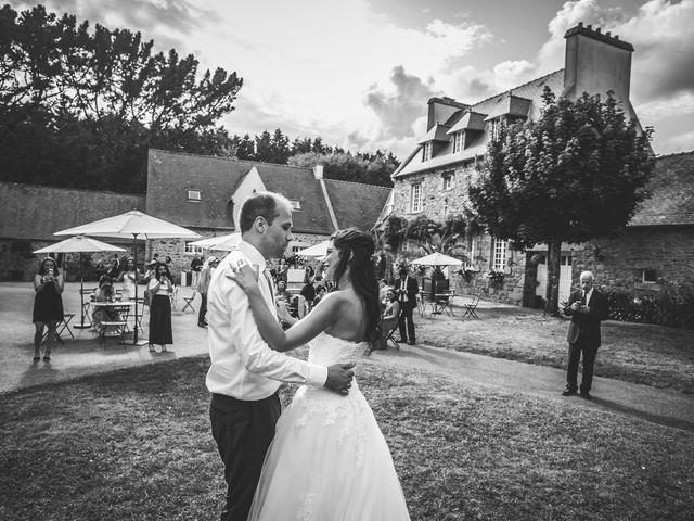 Le mariage de Gwenneg Kerdivel et Elnaz Saberi Ansari à Gouesnou, Finistère 17
